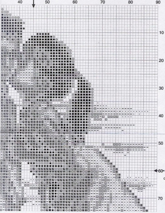 Stitchart-Kiss-on-the-Beach2 (543x700, 383Kb)