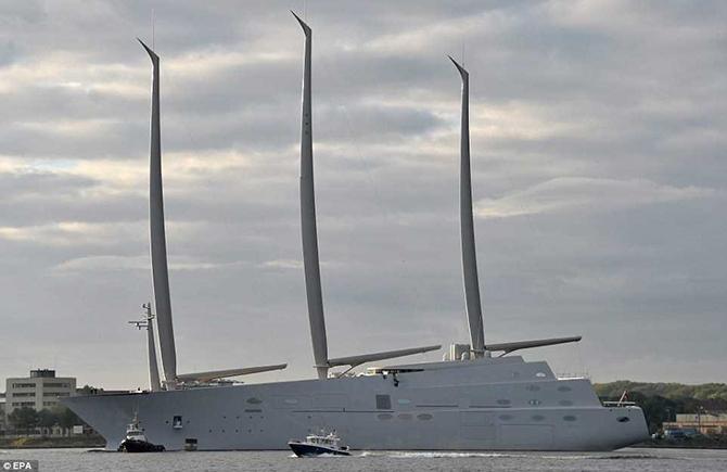 самая большая парусная яхта в мире Андрея Мельниченко 1 (670x435, 160Kb)