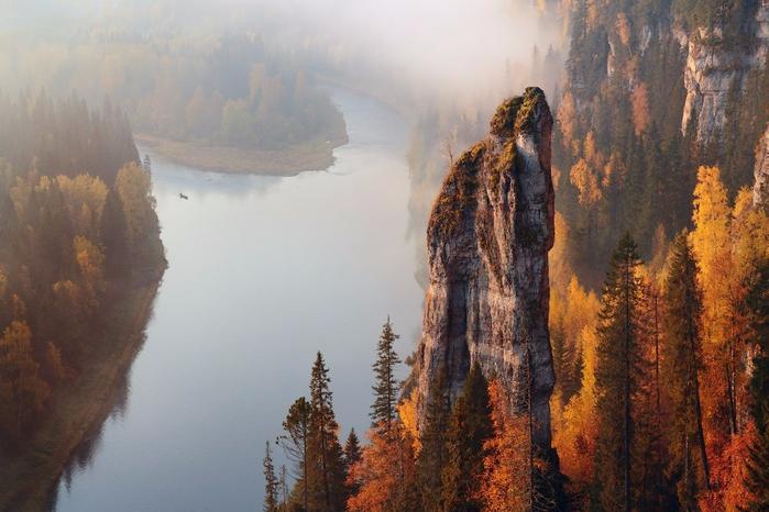 Пермский край, р. Усьва, Россия2 (700x466, 347Kb)