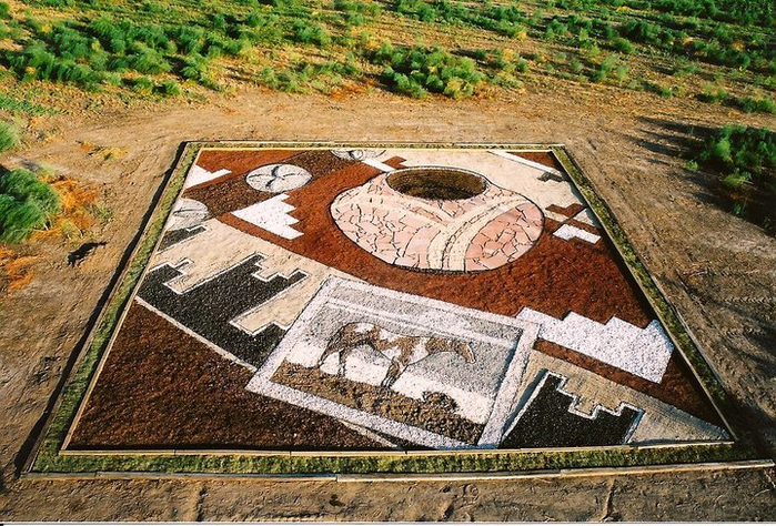 Стэн Херд картины на полях 3 (700x474, 525Kb)