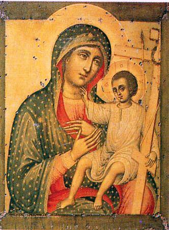 Икона Божией Матери Новоникитская (332x450, 45Kb)