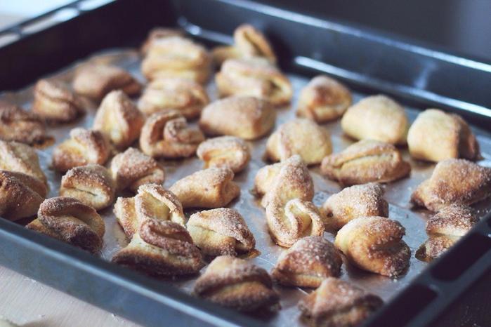 Творожная выпечка рецепты фото печенье