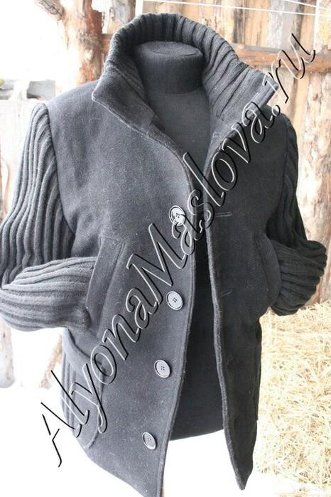 Как перешить пальто своими руками с фото