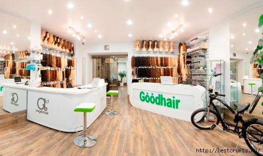 В чем секрет популярности ленточного наращивания волос Goodhair?
