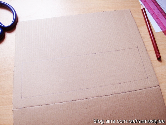 Шкатулка для бижутерии своими руками из картона (13) (530x398, 137Kb)