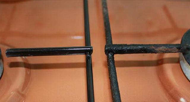 чем склеить чугунную решетку газовой плиты розница Только опт