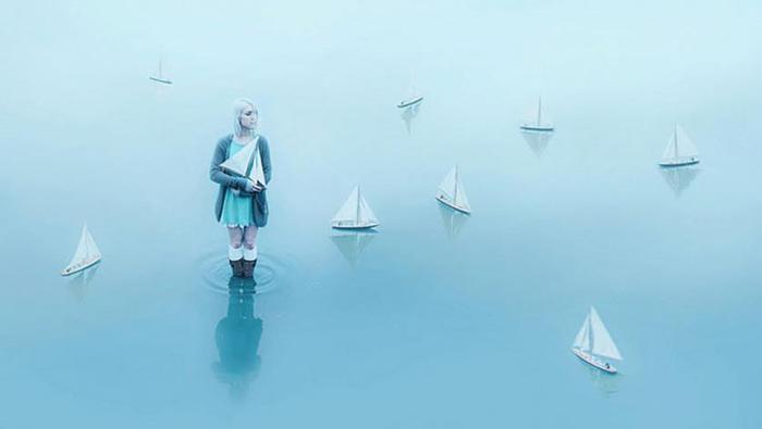 Цветная сказка от фотографа Киндры Николь
