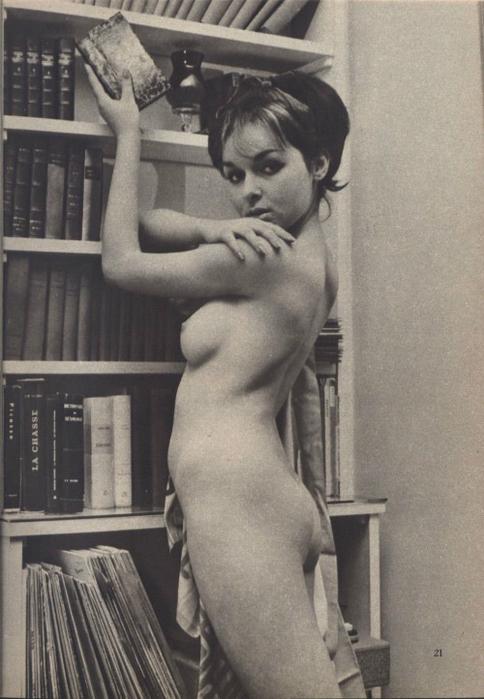 фото моделей девушек 1950 годов эротика