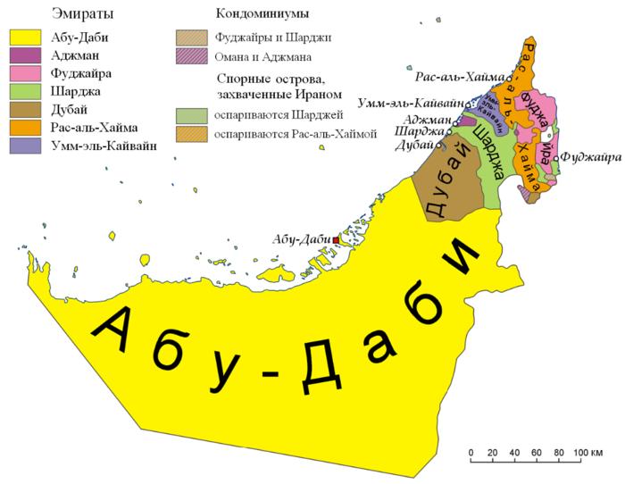 karta-oae-s-emiratami (700x542, 149Kb)