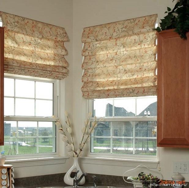 Стильные шторы – неповторимый интерьер (11) (618x613, 194Kb)