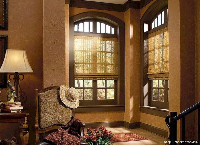 Стильные шторы – неповторимый интерьер (13) (700x506, 341Kb)