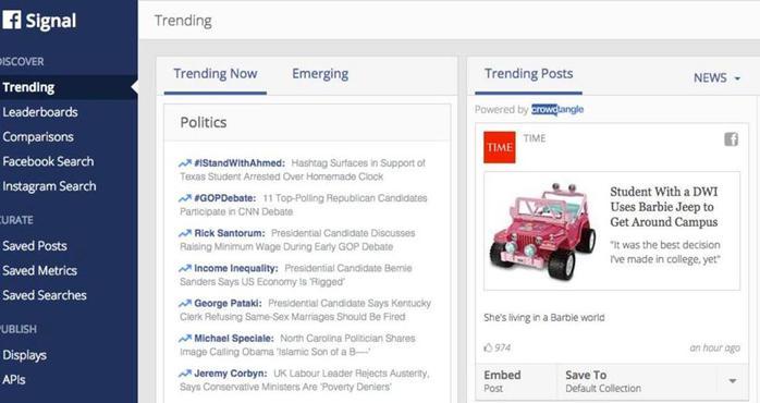 Facebook запускает платформу для журналистов