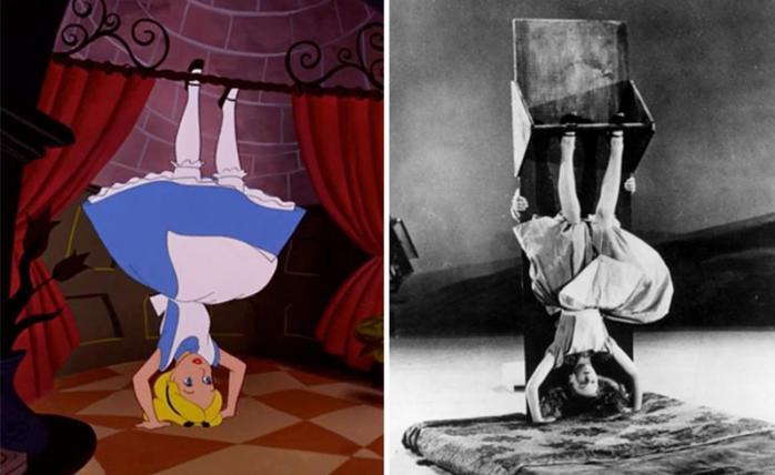 Как аниматоры Disney рисовали «Алису в Стране чудес»