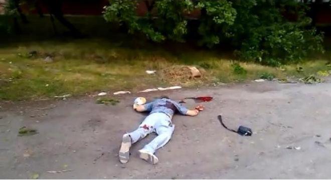 Его убили в Украине...