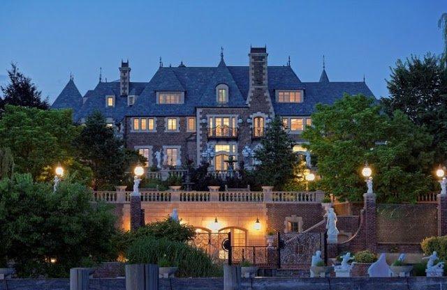 большой красивый дом фото 1 (640x416, 231Kb)