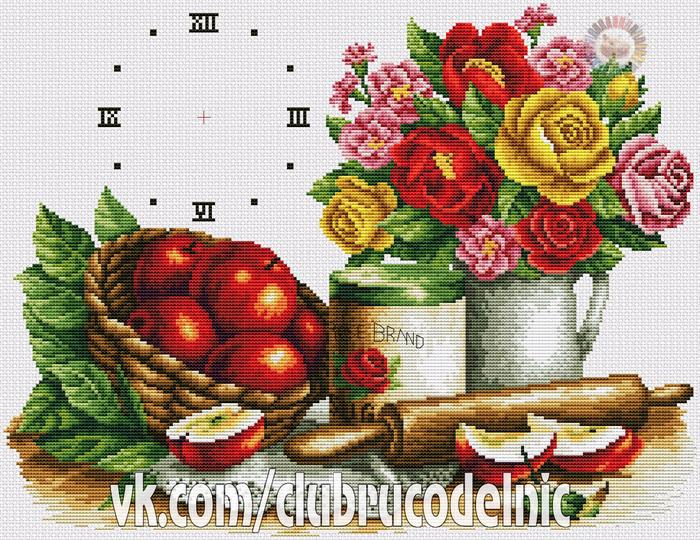 Fresh Kitchen (700x540, 636Kb)