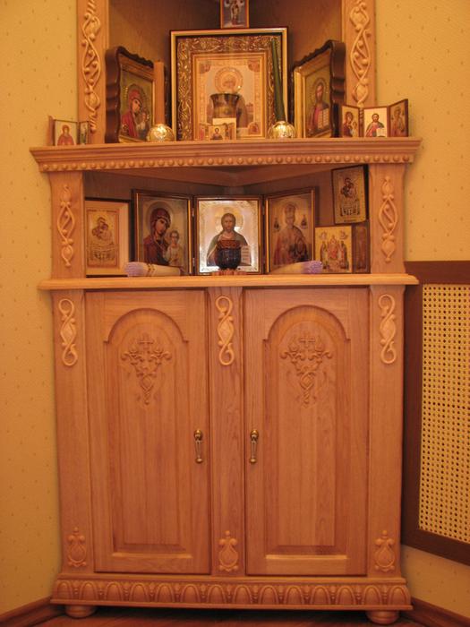Домашний иконостас своими руками 965