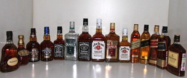 Новый вид бизнеса – продажа дубликатов элитного алкоголя.