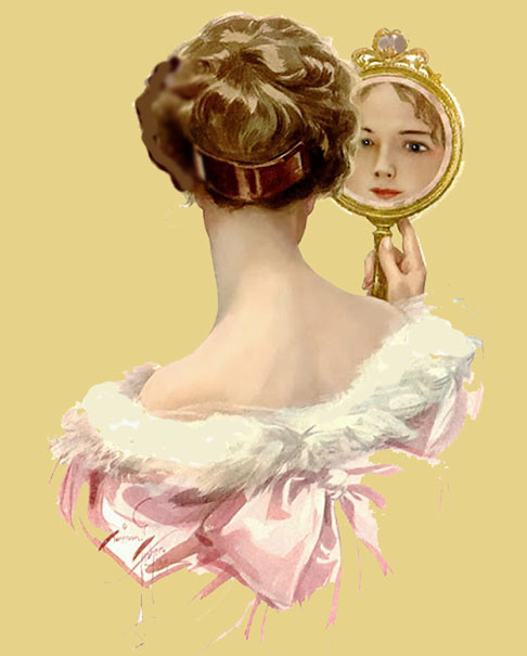 женщина и зеркало3 (486x605, 62Kb)