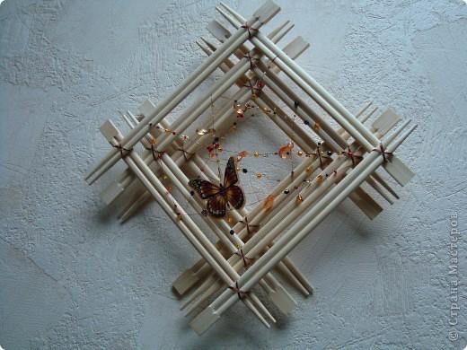 Поделки из палочек для суш с