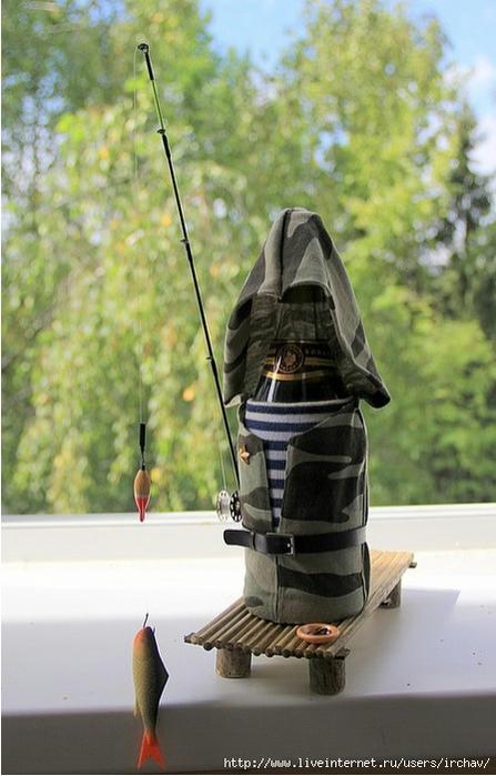 украшение для рыбалки