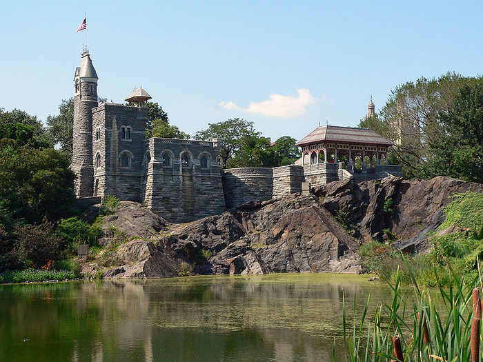 Belvedere_Castle,_Central_Park (700x525, 532Kb)