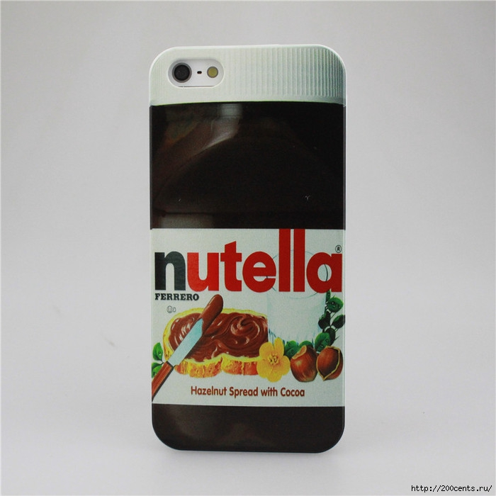 Nutella Design Smooth Hardened Plastic Phone Case for Apple iPhone 4 4S 5 5S 5C 6 6S 6 Plus Free Shipping/5863438_NutellaDesignSmoothHardenedPlasticPhoneCaseforAppleiPhone44S55S5C6 (700x700, 178Kb)