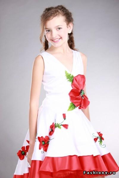 платье дет в маках (400x600, 135Kb)