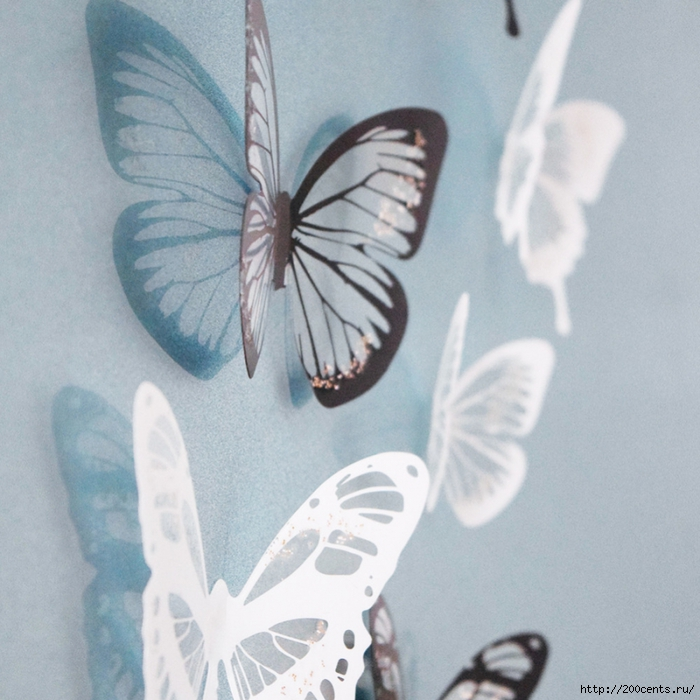 18Pcs Creative Butterflies 3D Wall Stickers PVC Removable Decors Art DIY Decorations Christmas Wedding decorations/5863438_18PcsCreativeButterflies3DWallStickersPVCRemovableDecorsArtDIYDecorationsChristmasWeddingdecorations2 (700x700, 305Kb)