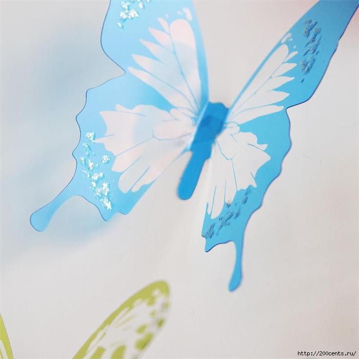 18Pcs Creative Butterflies 3D Wall Stickers PVC Removable Decors Art DIY Decorations Christmas Wedding decorations/5863438_18PcsCreativeButterflies3DWallStickersPVCRemovableDecorsArtDIYDecorationsChristmasWeddingdecorations6 (700x700, 88Kb)