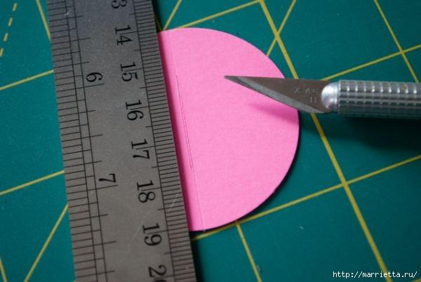 Корзинка из цветной бумаги своими руками (10) (600x402, 103Kb)