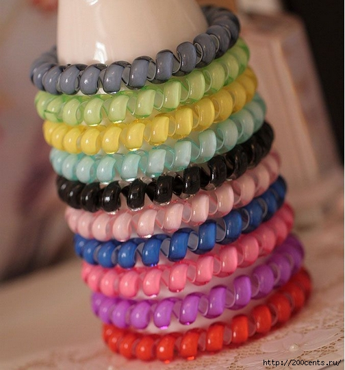 5Pcs Colors Telephone Wire Hair Accessories Hair Ring Rope Traceless Women Gum Elastic Candy Colored Headdress Tools/5863438_5PcsColorsTelephoneWireHairAccessoriesHairRingRopeTracelessWomenGumElasticCandyColoredHeaddress2 (504x540, 188Kb)