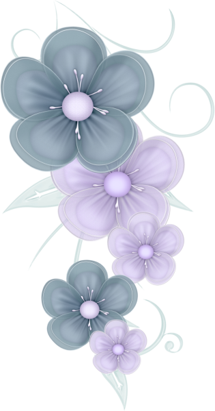 Blue_Flowers_PNG_by_PVS_by_pixievamp_stock (315x600, 177Kb)