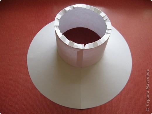 Как сделать шляпку себе из бумаги