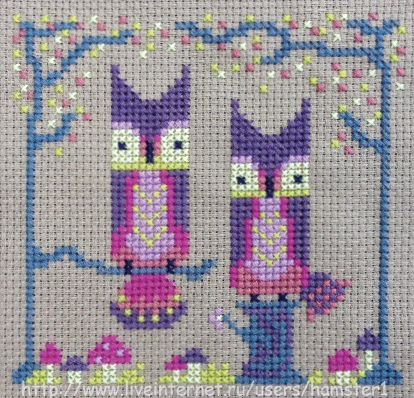 Owl Pals (2) (593x571, 474Kb)