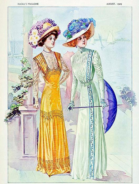 125567565 101215 1021 4 Мода и стиль в 1908 1914   эпоха Поля Пуаре