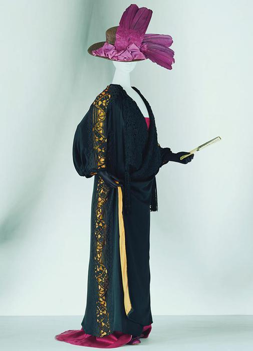 125567573 101215 1021 11 Мода и стиль в 1908 1914   эпоха Поля Пуаре