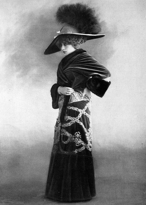 125567585 101215 1021 19 Мода и стиль в 1908 1914   эпоха Поля Пуаре