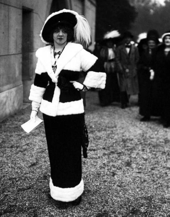 125567587 101215 1021 21 Мода и стиль в 1908 1914   эпоха Поля Пуаре