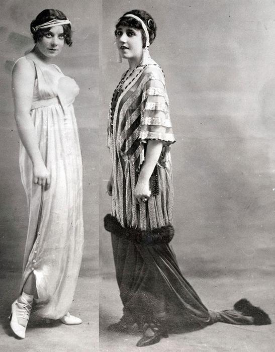 125567593 101215 1021 26 Мода и стиль в 1908 1914   эпоха Поля Пуаре