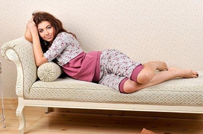 alt=Чудесные женские домашние костюмы в ТМ «Модный Дом»!