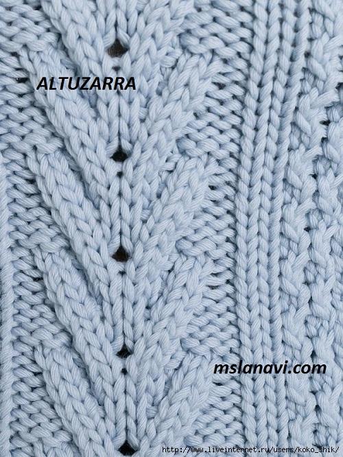Свитер от ALTUZARRA3 (500x666, 308Kb)