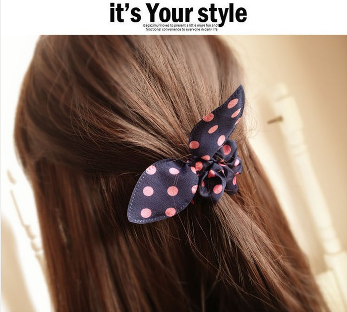 1pcs Rabbit Ears Hair Tie Polka Dot Elastic Hair Rope Band Ponytail Holder Hair Accesories Gum for Hair Scrunchy/5863438_1pcsRabbitEarsHairTiePolkaDotElasticHairRopeBandPonytailHolderHairAccesoriesGum1 (700x629, 114Kb)