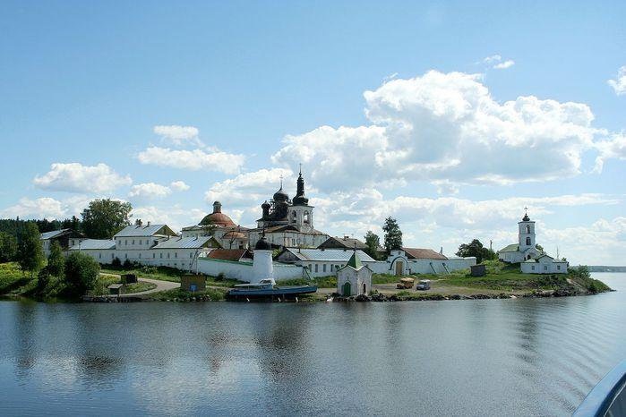 Горицкий Воскресенский монастырь (700x466, 50Kb)