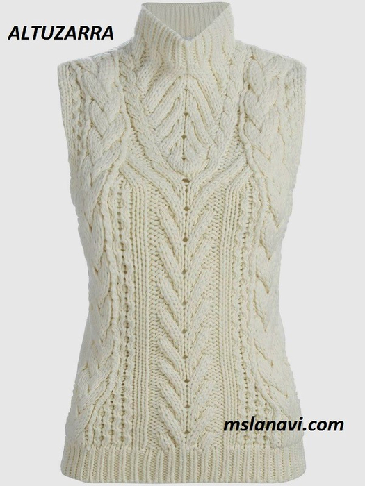 вязаный-свитер-спицами-схема-3 (525x700, 264Kb)