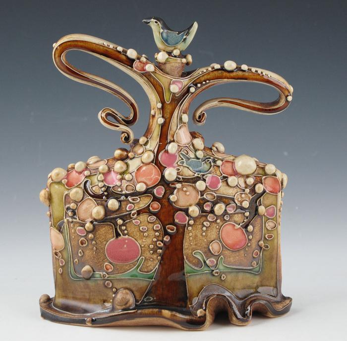 Carol Long Pottery1л (700x687, 542Kb)