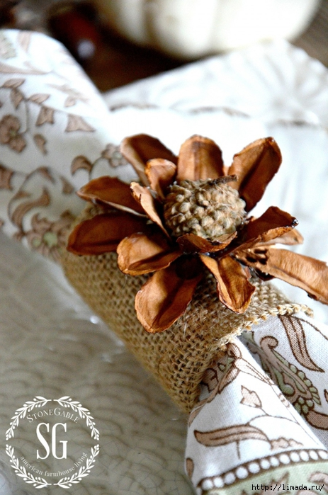 PINECONE-AND-ACORN-FLOWER-NAPKIN-RINGS-napkin-in-napkin-ring-stonegableblog.com_ (463x700, 268Kb)