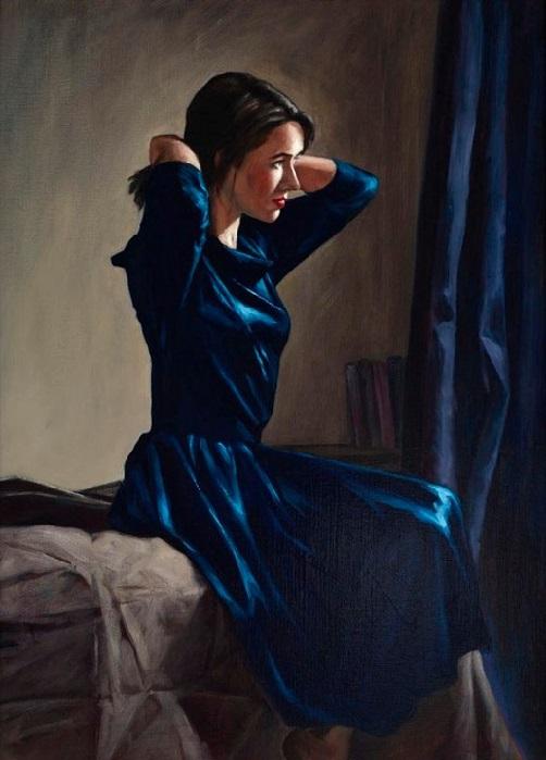 Paul Boswijk 1959 - Hollandaise Figurative painter - Tutt'Art@ (5) (502x699, 239Kb)