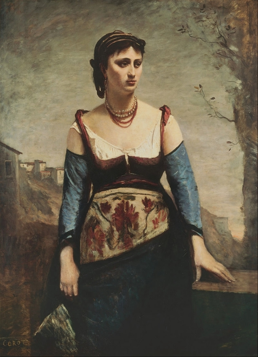 800px-Jean-Baptiste-Camille_Corot_-_Agostina_-_Google_Art_Project (506x700, 241Kb)