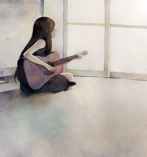 girl guitar (508x543, 67Kb)